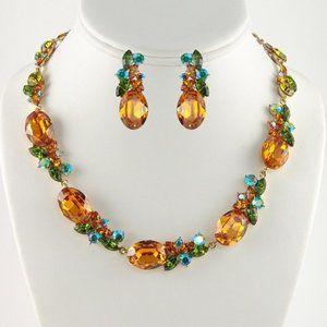 Autumn Necklace